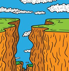 If you can write your name, you can draw an amazing landscape picture in less than one minute.  In this step by step drawing tutorial, you'll learn an insanely easy way to draw amazing landscapes.  This is a great art project idea for kids of all ages.