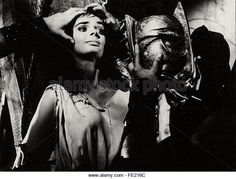 Directed by Mario Bava.  With Barbara Steele, John Richardson, Andrea Checchi, Ivo Garrani. A vengeful witch and her fiendish servant return from the grave and begin a bloody campaign to possess the body of the witch's beautiful look-alike descendant. Only the girl's brother and a handsome doctor stand in her way.