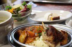 渋谷でランチ!安くて美味しい人気のお店20選~肉も和食も [食べログまとめ] Chicken, Meat, Food, Eten, Meals, Cubs, Kai, Diet