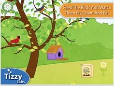 SpeechTechie- Technology, Apps and Lessons for SLPs and Teachers who like Words: Appy-Picking Month: Tizzy Seasons