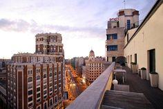Terraza Vincci Capitol 4* (Madrid)