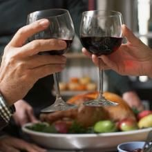 The biggest wine day of the year is: Thanksgiving. More wine is bought and consumed on this day than on any other day of the year. There are no hard-and-fast rules for picking the right red or white wine. The best news is there are many great wines available for less than $20.