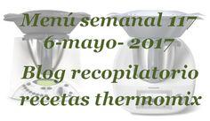 Recopilatorio de recetas thermomix: Menú semanal 117 con thermomix