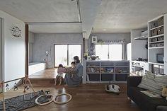 Gallery - Bath Kitchen House / Takeshi Shikauchi - 1