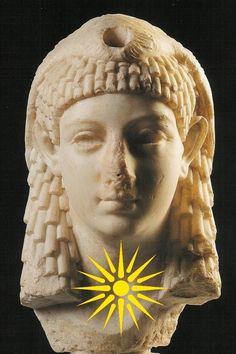 Береника (Вереника) IV, Македонската принцеза од Птоломеите, сестра на Клеопатра, Александрија - Berenice IV, Macedonian princess of the Ptolemaic dynasty, Cleopatra's sister, Alexandria