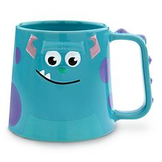 Sulley Mug - Monsters, Inc. | Drinkware | Disney Store-I need this in my life!