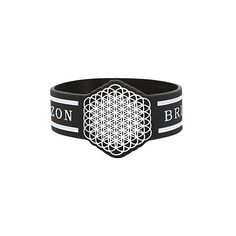 Bring Me The Horizon Sempiternal Rubber Bracelet | Hot Topic (9.80 AUD) ❤ liked on Polyvore featuring jewelry, bracelets, accessories, band merch, black bracelet, black rubber bracelet, bracelet jewelry, bracelet bangle and rubber bangles