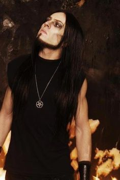 Kjetil-Vidar Haraldstad (Frost), was born on 28 June 1973 in Øyer, Oppland, Norway, and is the drummer in the black metal bands Satyricon and 1349. Frost has previously performed with Gorgoroth, Zyklon-B, Gehenna and Keep Of Kalessin.
