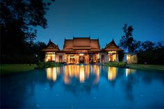 Banyan Tree Phuket is a luxury boutique hotel in Phuket, Thailand. Book Banyan Tree Phuket on Splendia and benefit from exclusive special offers ! Villa Phuket, Phuket Resorts, Hotels And Resorts, Best Hotels, Luxury Hotels, Luxury Travel, Phuket Thailand, Thailand Honeymoon, Thailand Travel