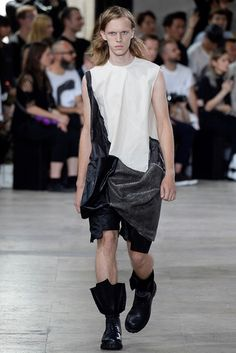 Visions of the Future: Rick Owens, Look #39
