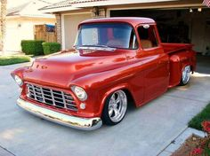.Chevy pick-up