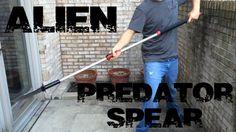 Homemade Predator Alien Spear DIY