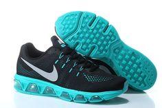 size 40 6a951 3fa10 Nike Air Max Tailwind 8 knitting black blue white shoes Mens Tenis, Zapatos  Nike De