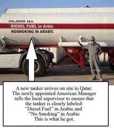 These you had one job memes are simply ridiculous and they will certainly make you laugh your lungs out. Now it is up to you to decide whether job fails are ridiculous or fun. You Had One Job, Lost In Translation, Diesel Fuel, Diesel Trucks, Thats The Way, Funny Signs, Just For Laughs, Make You Smile, Laugh Out Loud