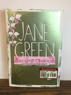 Second Chance by Jane Green Hardcover) 9780670038572 Books To Read, My Books, Price Sticker, Fiction Novels, Second Chances, Bestselling Author, Green, Community, Ebay