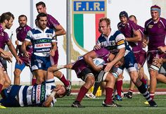 Fiamme Oro Rugby Vs Mogliano Rugby 28/09/13 - Photographs courtesy of Alfio Guarise, www.alfioguarise.it (© 2013)