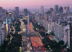 Avenida 9 de Julio  Portal oficial de turismo  Gobierno de la Ciudad de Buenos Aires