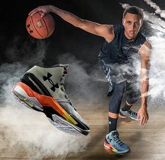 Under Armour   Stephen Curry Two Basketball Shoes   US