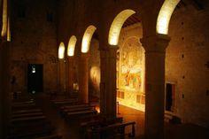 Abbazia dei Santi Salvatore e Cirino - Abbadia a Isola, Monteriggioni, Italy