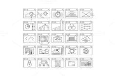 web design and development icons . Premium Icons. $9.00