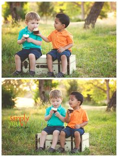 Best friends!  Simply You. Photography by Nicole Madsen