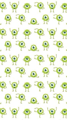 Mike wallpaper monsters inc. wallpaper / iphone wow thank all! this pin has been re-pined 100 times! that is so much!