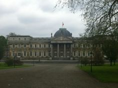 Residence of the king, and also wonderful greenhouses