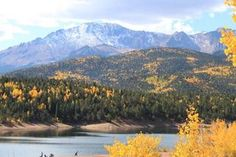pikes peak in the fall | ... bring skiing back to Pikes Peak west of Colorado Springs - Local Story