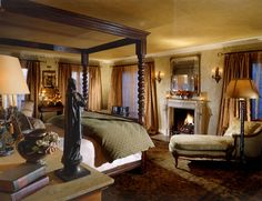 Love this large bedroom