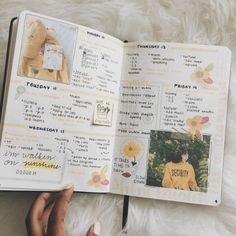 Pinterest: Maida Loeser ♛ Bullet Journal 2019, Bullet Journals, Bullet Journal Inspo, Bullet Journal Ideen, Bullet Journal Spread, Bullet Journal Layout, Bullet Journal Aesthetic, Bullet Journal Notebook, Bujo