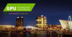 Join Europe's brightest minds and best ideas at the GPU Technology Conference…