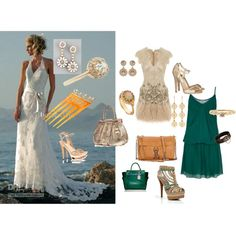 Bridal Luxury, created by elisakinney.polyvore.com