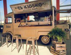 kiosko food park - Buscar con Google