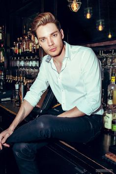 dominic sherwood and shadowhunters image Dominic Sherwood, Shadowhunters Series, Shadowhunters The Mortal Instruments, Jace Wayland, Clary E Jace, Le Rosey, Constantin Film, Fangirl, Vampire Academy