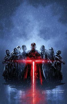 Star Wars Fan Art, Star Wars Concept Art, Wallpaper Darth Vader, Star Wars Wallpaper, Kylo Ren Wallpaper, Star Wars Sith, Clone Wars, Star Trek, Star Wars Characters