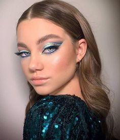 Glam Makeup, Cute Makeup, Pretty Makeup, Skin Makeup, Makeup Art, Makeup Tips, Anna Makeup, Sweet Makeup, Indie Makeup