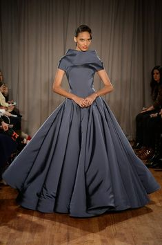 The OAK: #NYFW: Zac Posen, Milly, Thom Browne, Barbara Tfank, Yeohlee