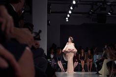 Backstage @ Zac Posen Spring 2014 | Photos by Victoria Will #NYFW #FashionWeek