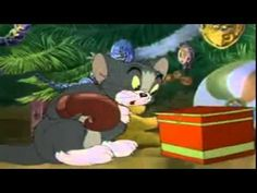 Tom and Jerry The Night Before Christmas