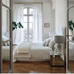 Parisian mornings