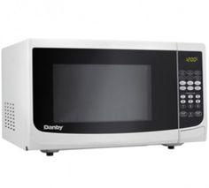 DMW111KWDB by Danby in Winnipeg, MB - 1.10 cu. ft. Microwave Oven Shop JS Furniture Gallery for all your appliance needs.  1725 Ellice Avnue, Winnipeg, http://furnitureandmore.ca