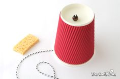 Six awesome paper cup instruments