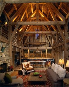 So you have always wanted to build a rustic dream home, perhaps out in the wilderness somewhere, or you just want a simple home to complement your simple lifestyle.