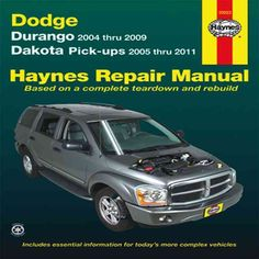 Dodge neon dodge pinterest neon cars and vehicle haynes repair manual dodge durango fandeluxe Choice Image