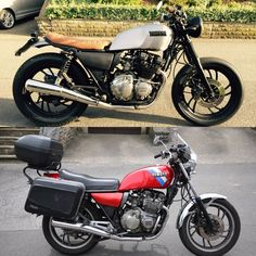I fully have an appreciation for everything that these guys did with this customized Yamaha Cafe Racer, Moto Cafe, Tracker Motorcycle, Cafe Racer Motorcycle, Vespa, Brat Bike, Chopper, Riders On The Storm, Retro Bike