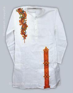 Mural Saree Painting, Kerala Mural Painting, Dress Painting, T Shirt Painting, Tanjore Painting, Fabric Painting, Fabric Art, Kurti Designs Party Wear, Kurta Designs