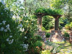 diseño de jardines de estilo clásico