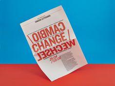 ccrz - ChiassoLetteraria - Cambio/Change/Wechsel