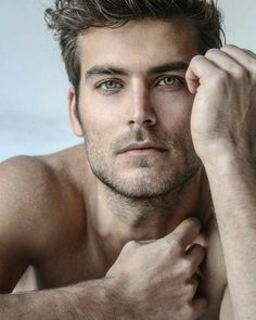 Beautiful Men Faces, Gorgeous Eyes, Handsome Faces, Most Handsome Men, Moustache, Hairy Hunks, Hot Asian Men, Male Face, Good Looking Men