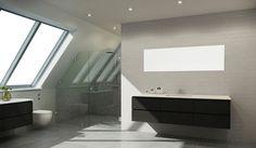 Kilen, badeværelsemøbler, design, bathroom, modern Master Bathroom, Bathroom Modern, Design Bathroom, Home Renovation, Aspen, Sweet Home, Bathtub, House Design, Shower